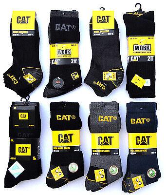 Top Socken (CAT® CATERPILLAR Socken Arbeitssocken Sneaker Business etc TOP AUSWAHL Gr. 35-50)