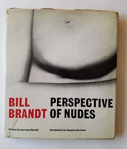 Perspectives Of Nudes by Bill Brandt, Amphoto, 1961, 1st Edition
