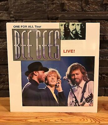 Bee Gees One For All Tour LIVE Laser Disc BRAND NEW