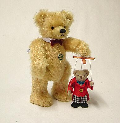 Hermann Coburg  Teddybär 19. Sonneberger Museumsbär