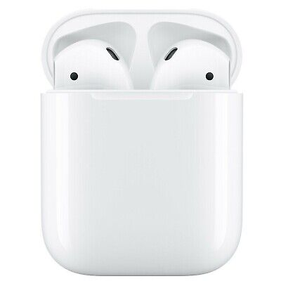 Genuine Apple AirPods 1st Generation with Wired Charging Case MMEF2AM/A