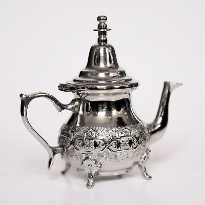 Teekanne Orientalische  Kanne Arabische Tee Minze aus Marokko 0,8L ()