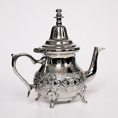 Teekanne Orientalische  Kanne Arabische Tee Minze aus Marokko 0,45L ()