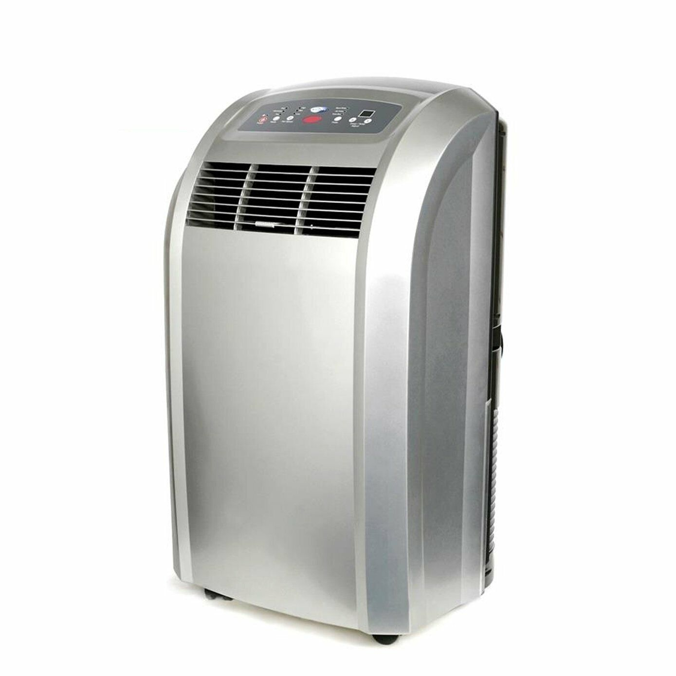 Eco-Friendly Portable Air Conditioner in Platinum