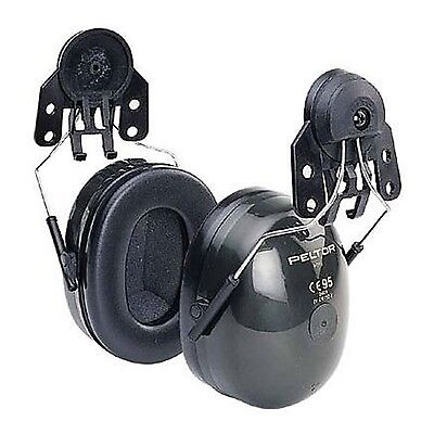 3m Peltor Optime Ii Ear Defenders Centurion Helmet Attachment H520p3h-410-gq