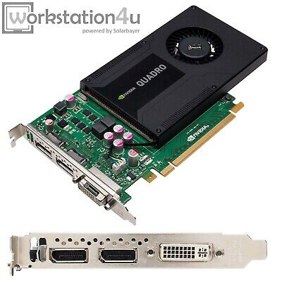 Nvidia Quadro K2200 CAD Grafikkarte, Catia Solid Works Allplan Autodesk AutoCAD