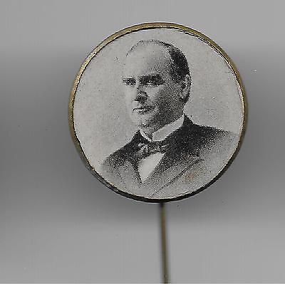 WILLIAM McKINLEY  PICTURE  STICK  PIN