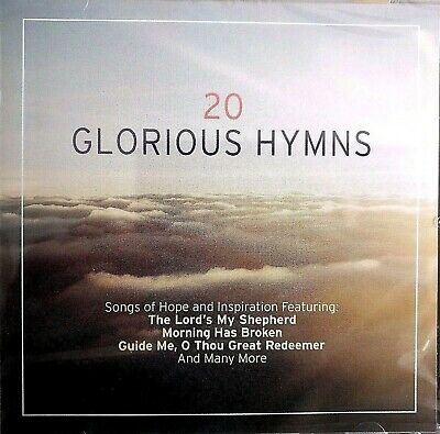 NEW SEALED - 20 GLORIOUS HYMNS - London Regency Choir Choral Hymn Music CD Album