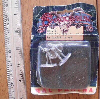 1991 Fafsa Ral Partha D D Figures Vampires 20 515 In Package Shadowrun