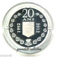 Romania Proctetion National Authority For Consumers Medaglia 20 Ani 2012 -  - ebay.it