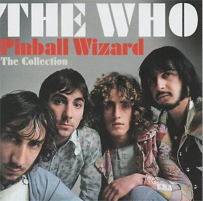 THE WHO - Pinball wizard - The collection - CD album