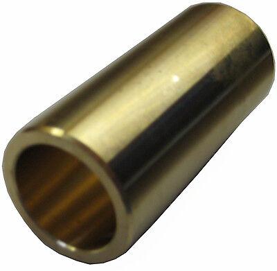 Messingbuchse, Maße: 25/30x100mm