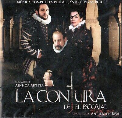 LA CONJURA DEL ESCORIAL - Alejandro Vivas Puig
