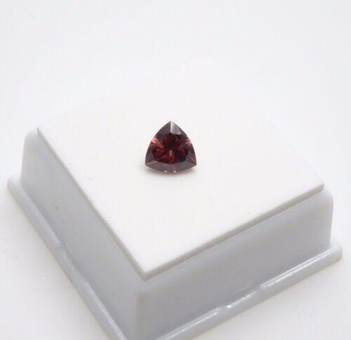 Blush Zircon - 2.0ct+ - Trillion - 7.5x7.5mm - Blush Zircon Loose Gemstone