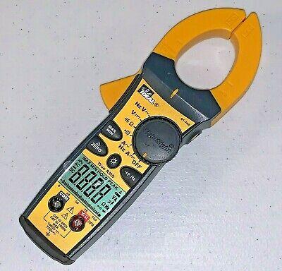 Ideal 61-765 Multimeter Ac Dc Voltage Ohms 660a Clamp Meter