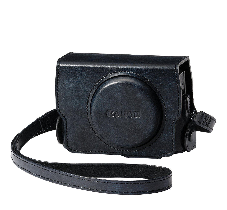 Official Canon Case Csc-g8 Bk For Powershot G7 X Mark Ii