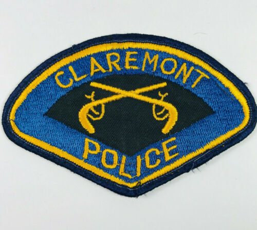 Claremont Police California Patch