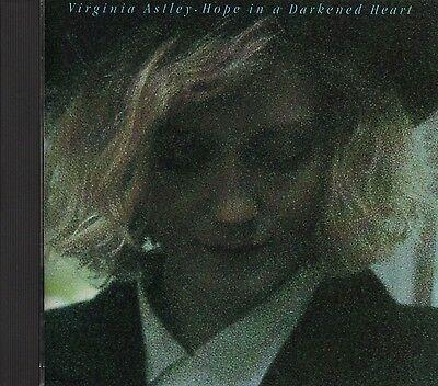 VIRGINIA ASTLEY Hope In A Darkened Heart +1 JAPAN CD 32XD-558 Ryuichi