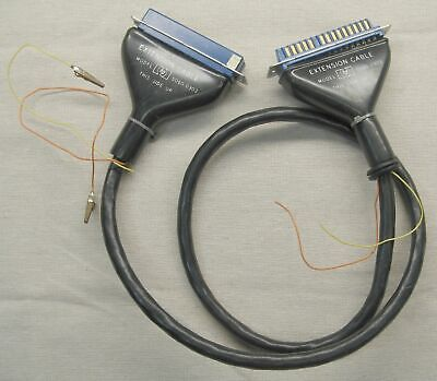 Hp Agilent 5060-0303 Extension Cable For The 8558b And 8559a Spectrum Analyzers