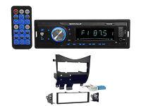 1-Din Digital Media Bluetooth AM//FM//MP3 USB//SD Receiver For 03-04 Toyota Matrix