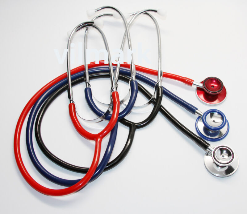 Professional Dual Head Student Doctor Nurse Classical Stethoscope Pick Up Yours
