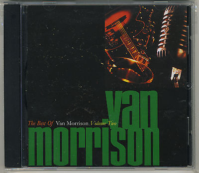 The Best Of Van Morrison Volume Two CD - One Irish Rover Don't Look Back  Them