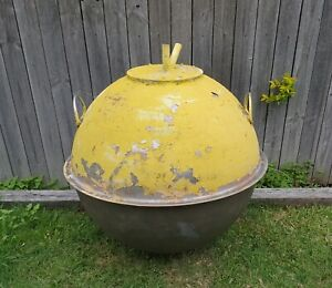 Large stainless steel bouy Shailer Park Logan Area Preview