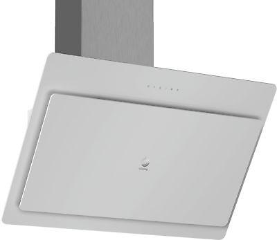 Campana decorativa Balay 3BC587GB 80 cm inclinada cristal blanco