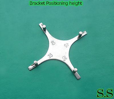 Orthodontic Bracket Positioning Height Gauge Dental