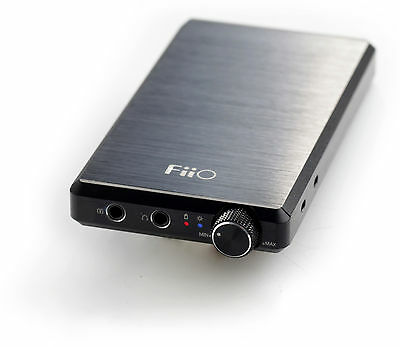 The FiiO gives great volume and clarity