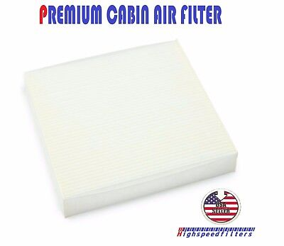 C38155 PREMIUM CHARCOAL CARBON CABIN AIR FILTER For 2015-2019 FORD MUSTANG FP78