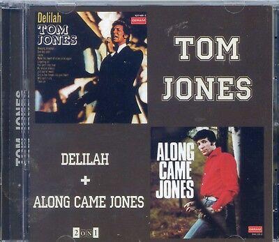 2 In 1  Tom Jones Delilah   Along Came Jones Cd
