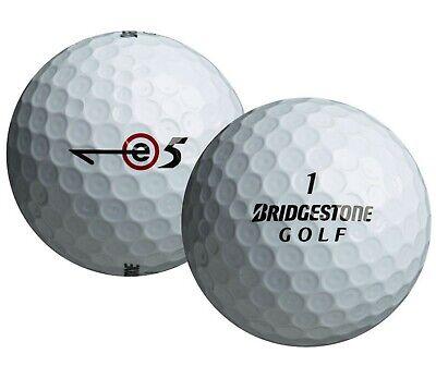 Bridgestone E5 Golf Balls - 1 Dozen (12) Bridgestone e5's & e7's Mix Mint Golf Balls AAAAAA - prior gen