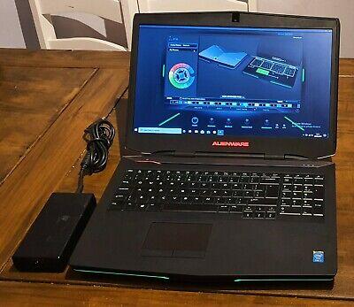 Alienware 17 Laptop R1 i7 GTX Gaming Laptop