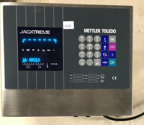 METTLER TOLEDO JAGXTREME JXHA0060000 SCALE HEAD