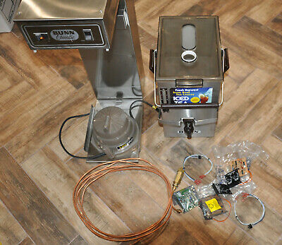 Bunn Tu3 Iced Tea Brewer Commerical Tea Maker 3 Gallon Dispenser Ptd4 Tea Basket
