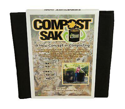 Smart Pots 12120 Compost Sak Fabric Composting Container