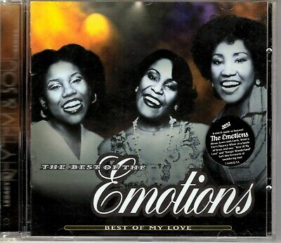The Emotions - Best Of My Love - (The Best Of The Emotions)