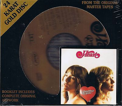 Heart Dreamboat Annie DCC GOLD CD NEU OVP Sealed GZS-1058 OOP online kaufen