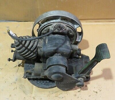 Great Running Maytag Model 92 Gas Engine Hit Miss Sn 749431