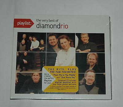 CD/THE VERY BEST OF DIAMOND RIO/Columbia 8869739000 2/SEALED NEU