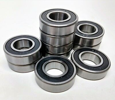 a6542ed774c Ski Doo Snowmobile 405404500 Bogie Idler Wheel Bearing rear suspension arm  10 Pk