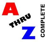 A thru Z Complete