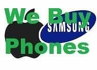 We Buy iPhone and Samsung Spot Cash! Granville Parramatta Area Preview