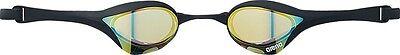 arena Japan Swim Goggle ANTI-FOG AGL-180M FINA 2015 Yellow Black