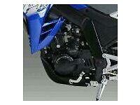 Braking a supermoto 155r motostar engine and gear box swap or sell not ktm kx yz rm rmz