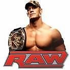 WWE RAW 1ST 2ND&.3RD. ROW RING SIDE FLOOR BEST PRICE......