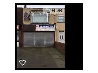 Spacious Shop to rent on busy cross roads in Redcar