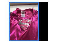 Super girl child costume