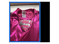 Super girl child costume